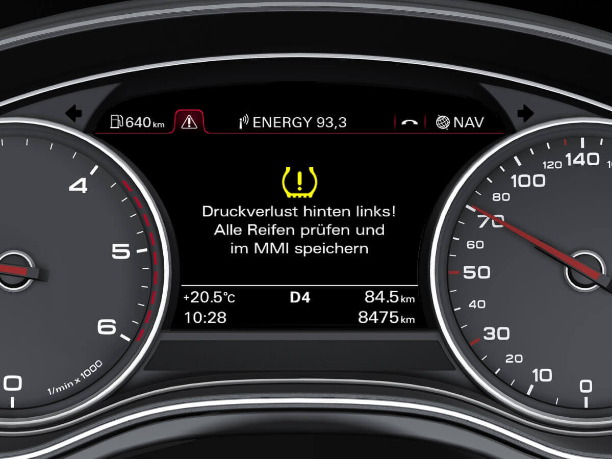 rdks pflicht sensoren f r mehr sicherheit auto motor l. Black Bedroom Furniture Sets. Home Design Ideas