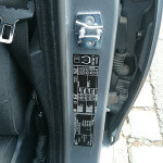 BMW Farbcode