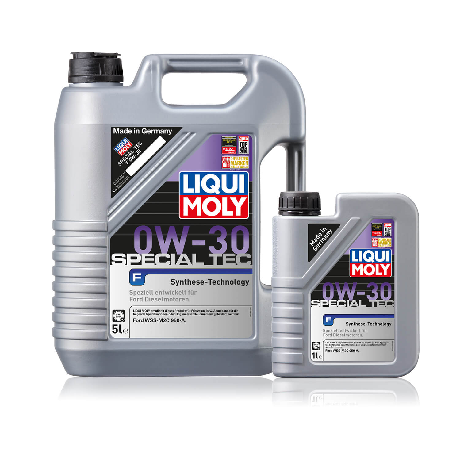 liqui moly special tec f 0w 30 f r ford tdci diesel auto. Black Bedroom Furniture Sets. Home Design Ideas