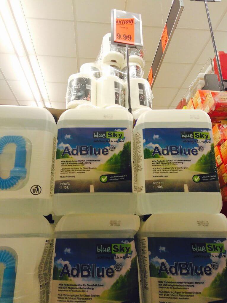 Adblue Angebot Lidl Aldi Obi