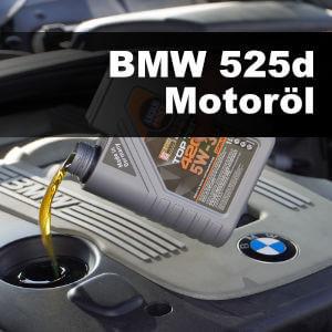 BMW 525 Motoröl